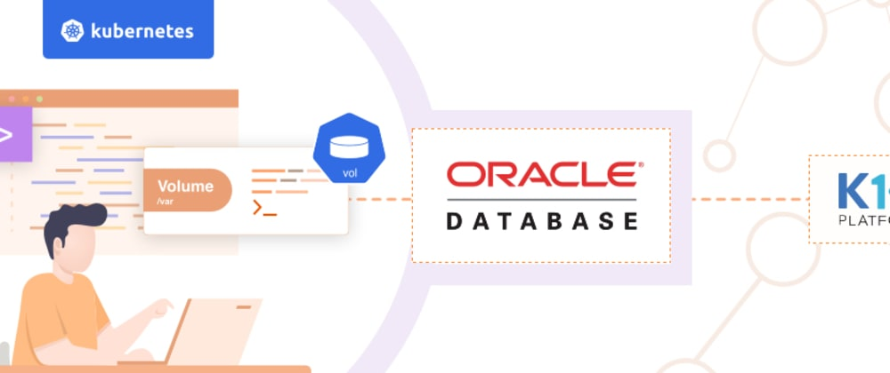 Cover image for Running Oracle Database on Kubernetes and worried about Backup & Recovery?