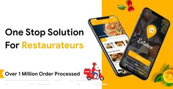 Eatance Driver: Food Delivery