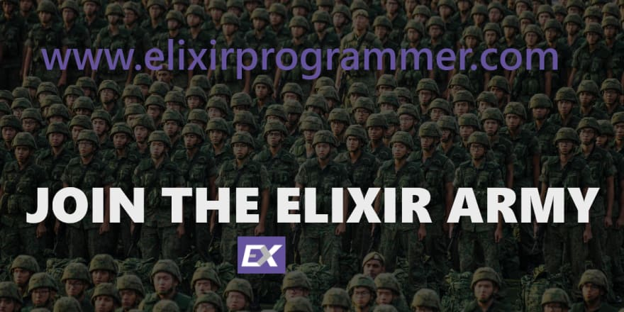 Join The Elixir Army