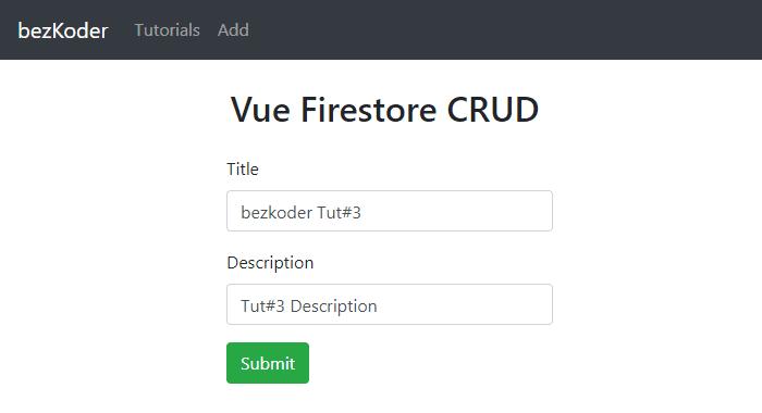 vuejs-firestore-crud-app-create