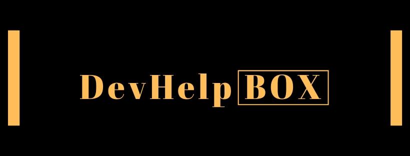 DevHelpBox Logo
