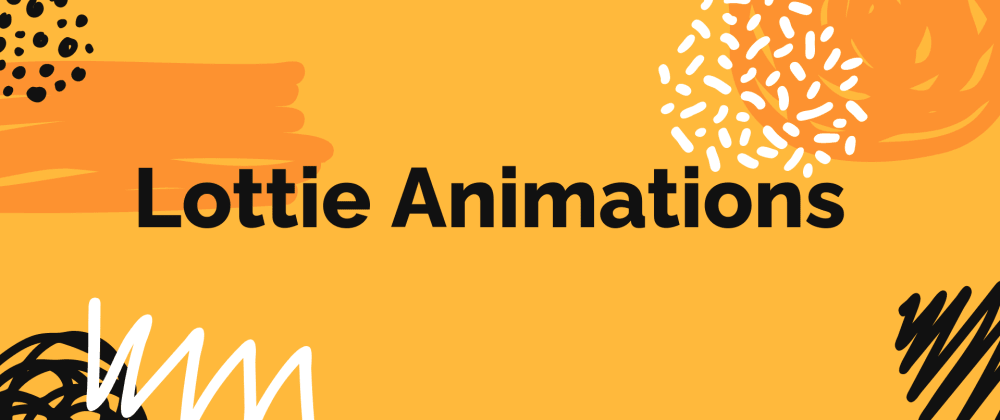 Cover image for Lottie animations in react native