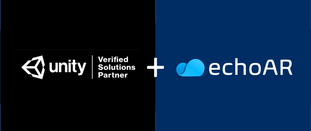 Cover image for echoAR, a cloud platform for 3D apps, becomes a Unity Verified Solutions Partner