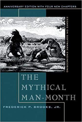 Mythical Man-Month