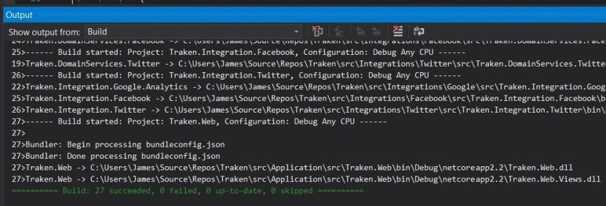 I'm a Visual Studio PM at Microsoft, working on developer services