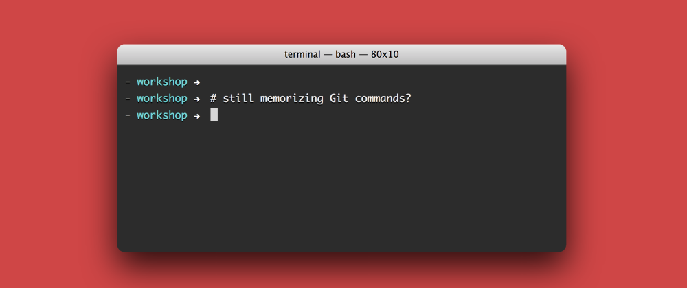 Cover image for Starting an online workshop on Git