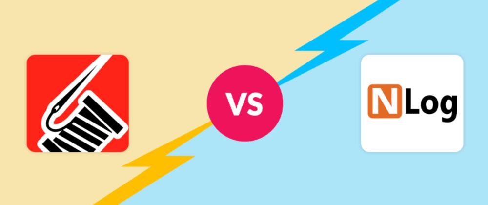Cover image for Serilog vs NLog