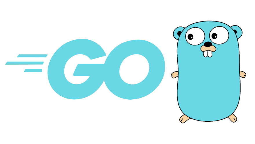 The Go programming language's logo and mascot.