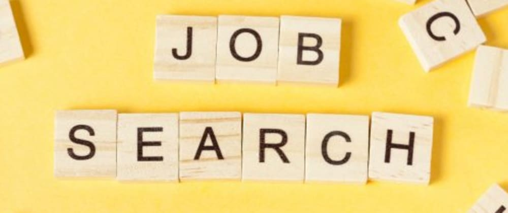 Cover image for Job Search - Day 2 of 42