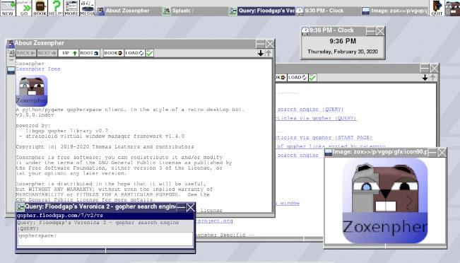 Screenshot of Zoxenpher