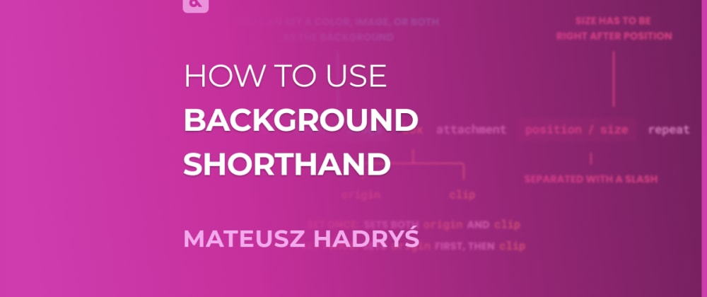 Cover image for Fastest Way to Set CSS Backgrounds