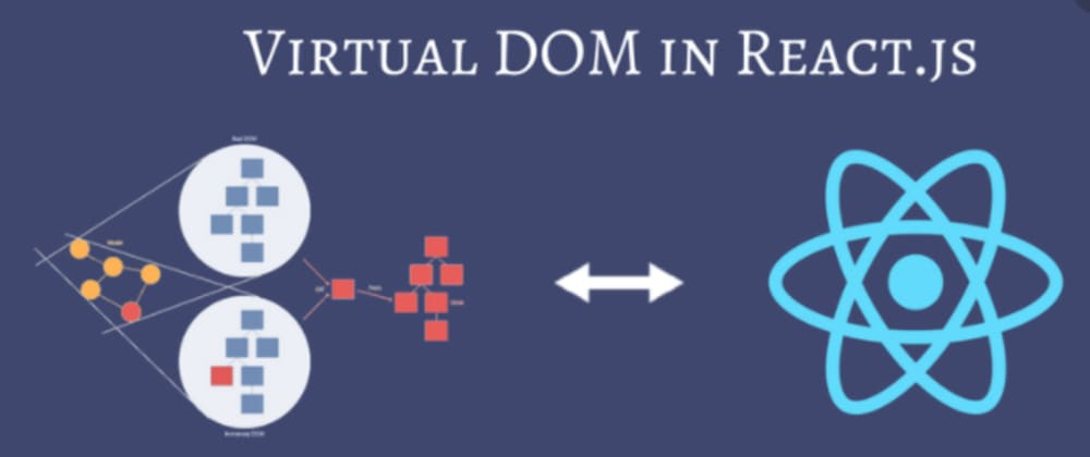 Cover image for React Virtual DOM Explained in Plain English