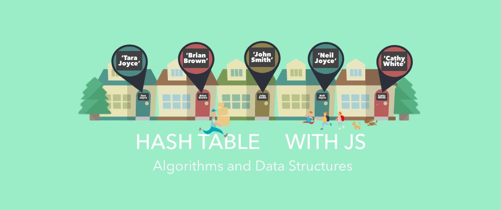 Cover image for Completed JavaScript Data Structure Course, and Here is What I Learned About Hash Table.