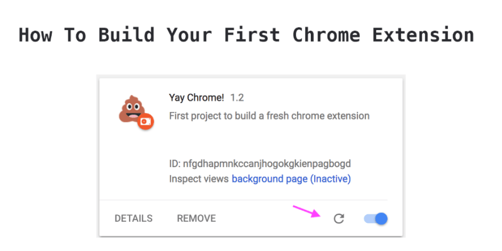 How To Build Your First Chrome Extension - DEV Community
