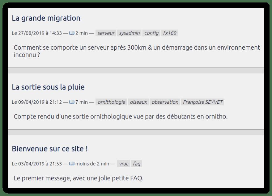 screenshot l3m.in blog