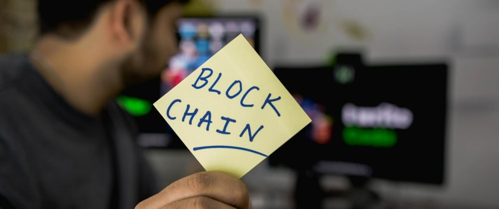 Cover image for What courses do you recommend for blockchain development?