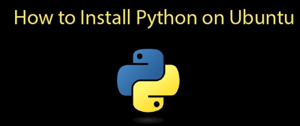 Installing Python for machine learning in Ubuntu 18.04
