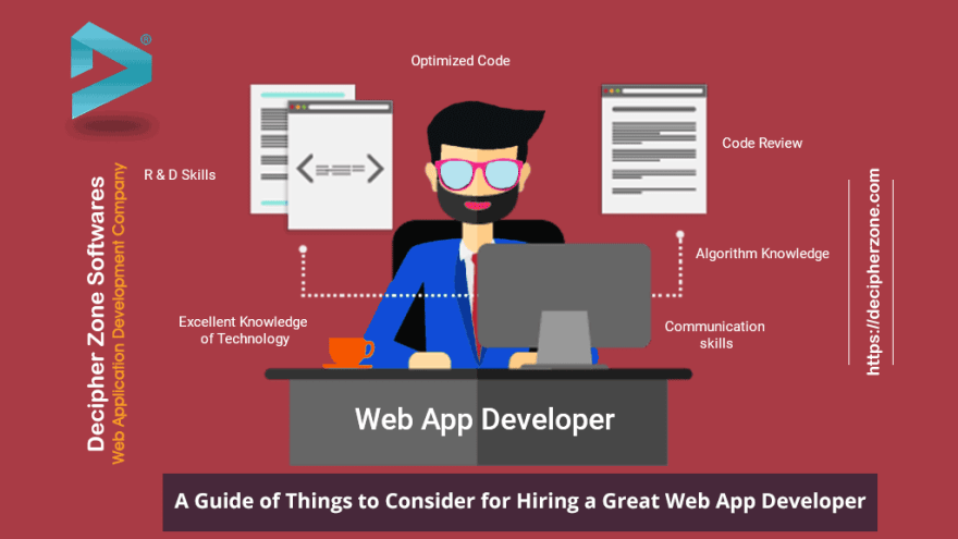 How To Hire A Great Web Application Developer Dev