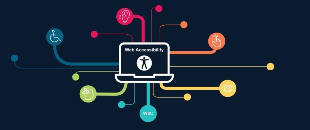 Cover image for Accessibility is a priority