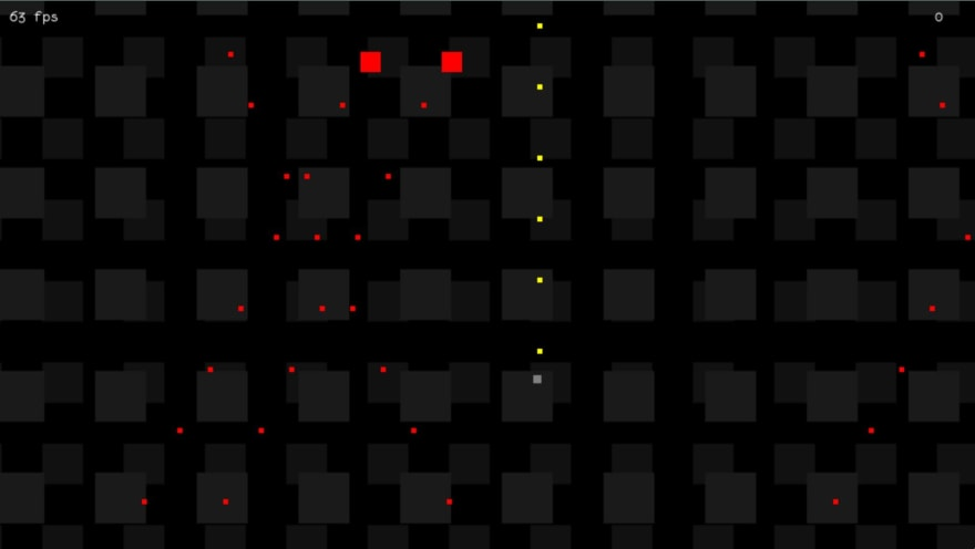 Freddy vs JSON: how to make a top-down shooter