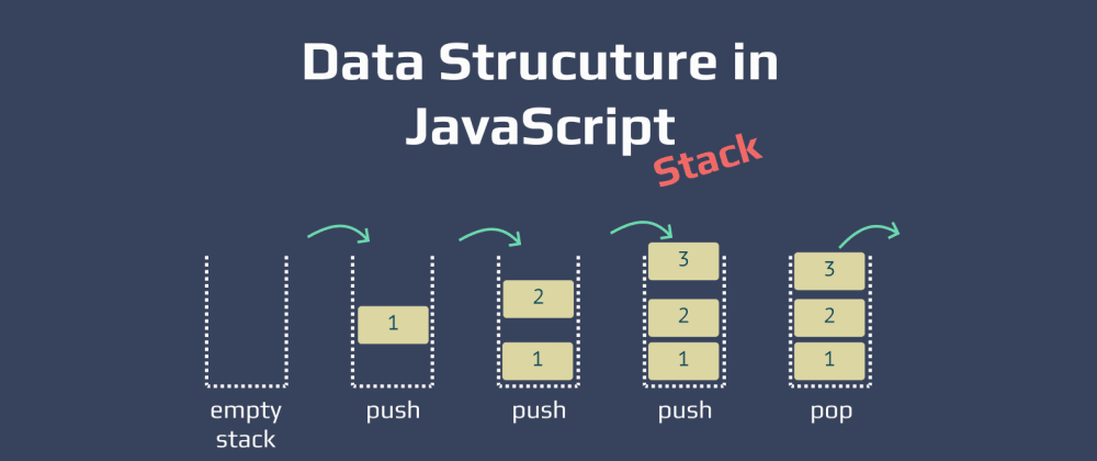 Cover image for Data Structure with JavaScript: Stacks