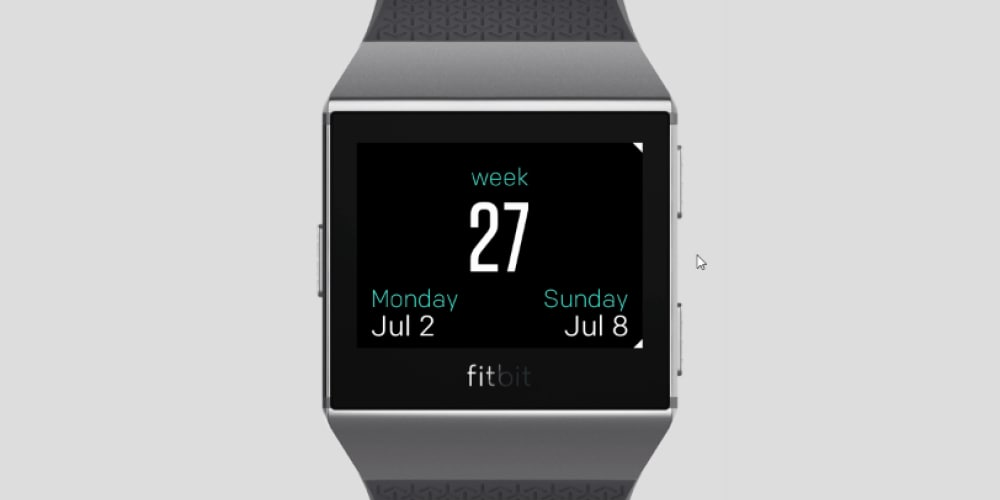 Making an App for Fitbit OS: My Impressions - DEV Community 👩 💻👨 💻