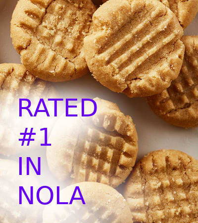 Rated #1 in NOLA