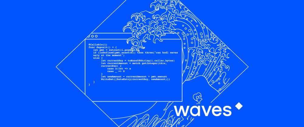 Cover image for Q&A Développement Waves Blockchain bi-mensuel!