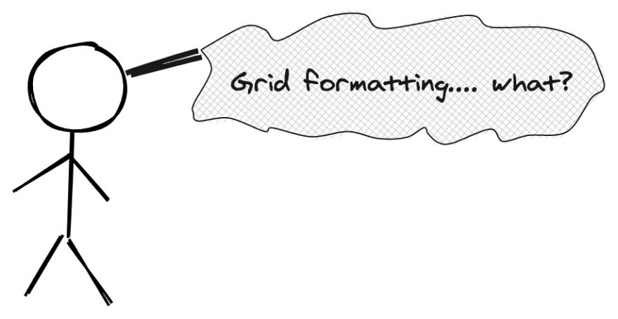 grid-formatting