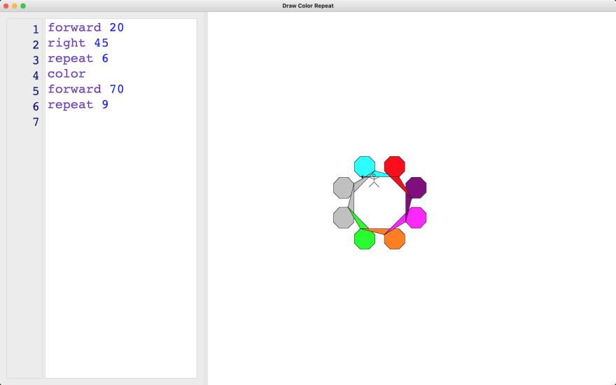 octagon of octagons