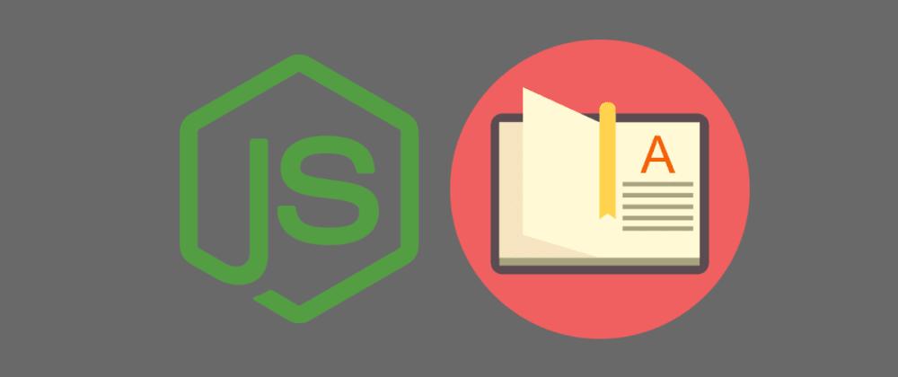 Cover image for Note App - Part 1: Setup the Node API