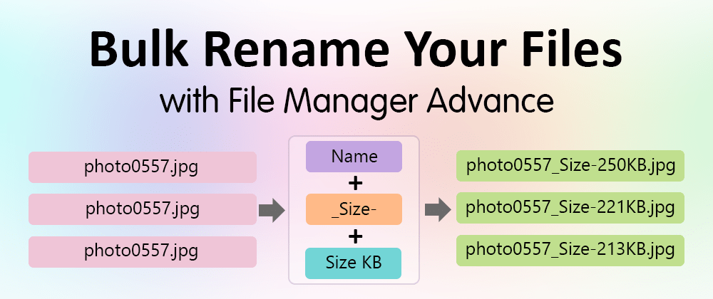 Cover image for How to rename multiple files at once on windows.