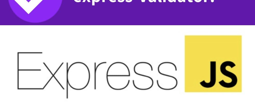 Cover image for A Clean Approach to Using Express Validator
