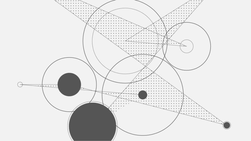 Front-end 2019 - Generative artwork by Heydon Pickering