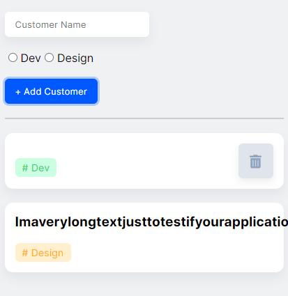 UI test