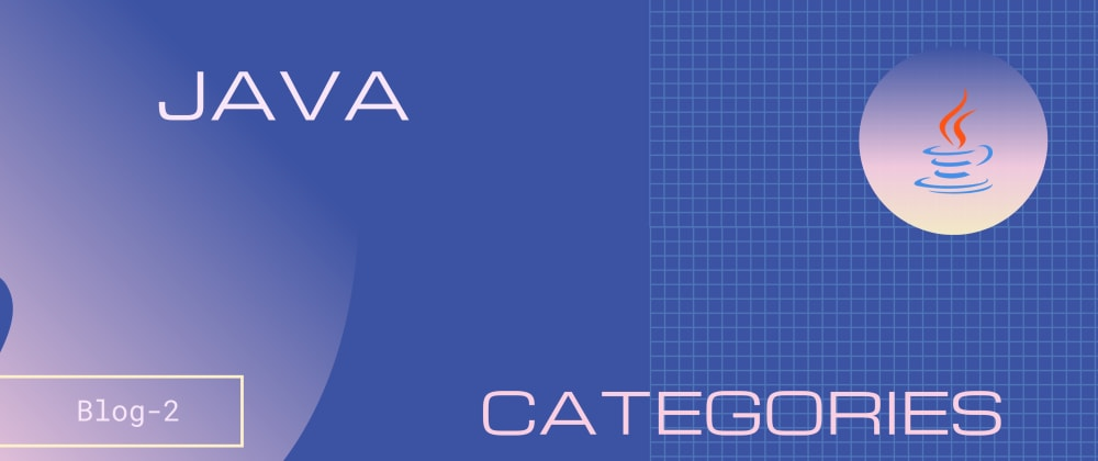 Cover image for Java Categories/Platforms/Editions