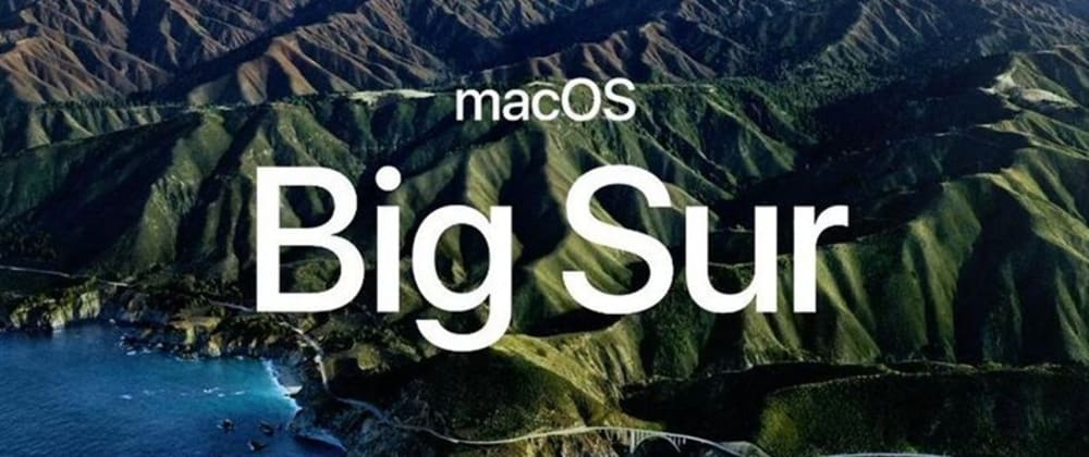 Cover image for Testing Big Sur beta 11 installation on MacBook Air (13-inch, Early 2015)