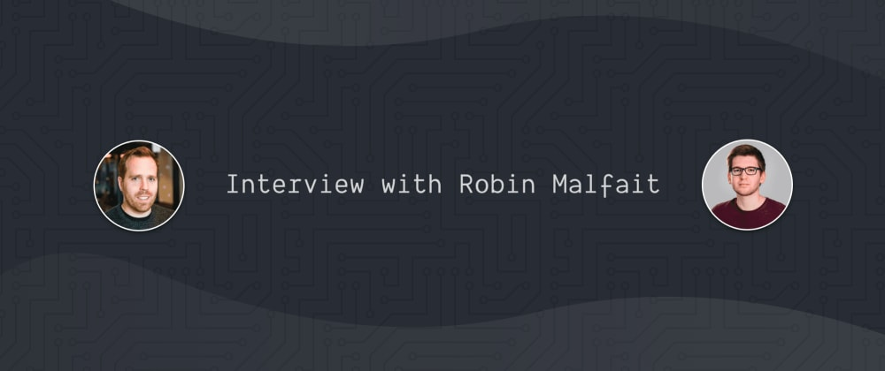 Cover image for Technical Interview with Robin Malfait