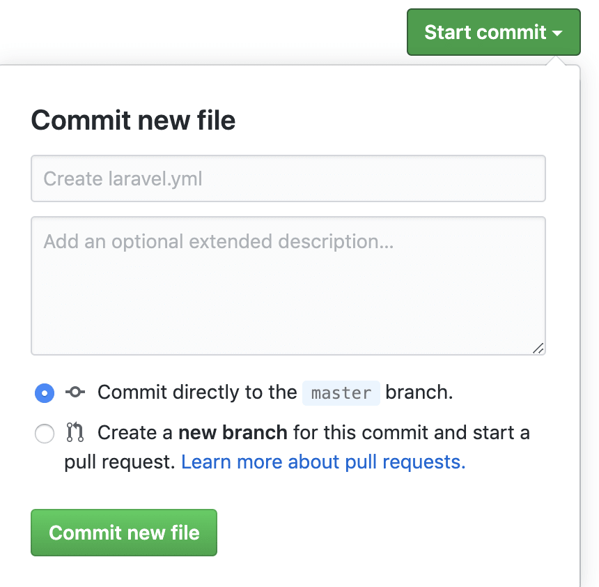 Commit and Push your changes