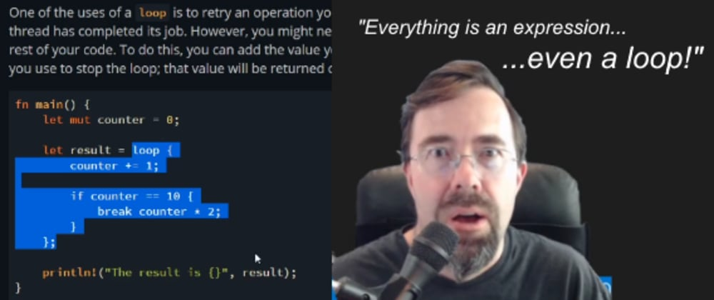 Cover image for C++ Developer Learning Rust!