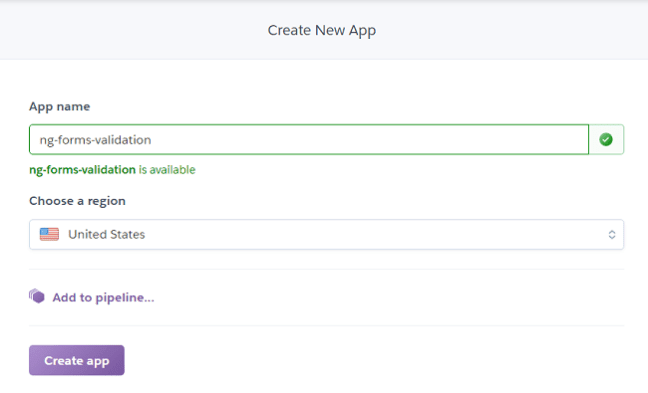 Hosting Angular App On Heroku With Continuous Deployment From GitHub