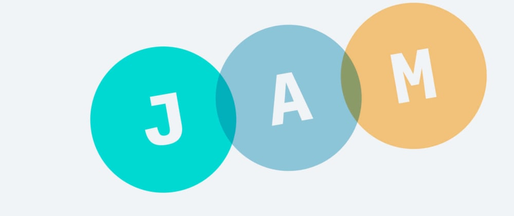 Cover image for The issues with JAMStack: You might need a backend