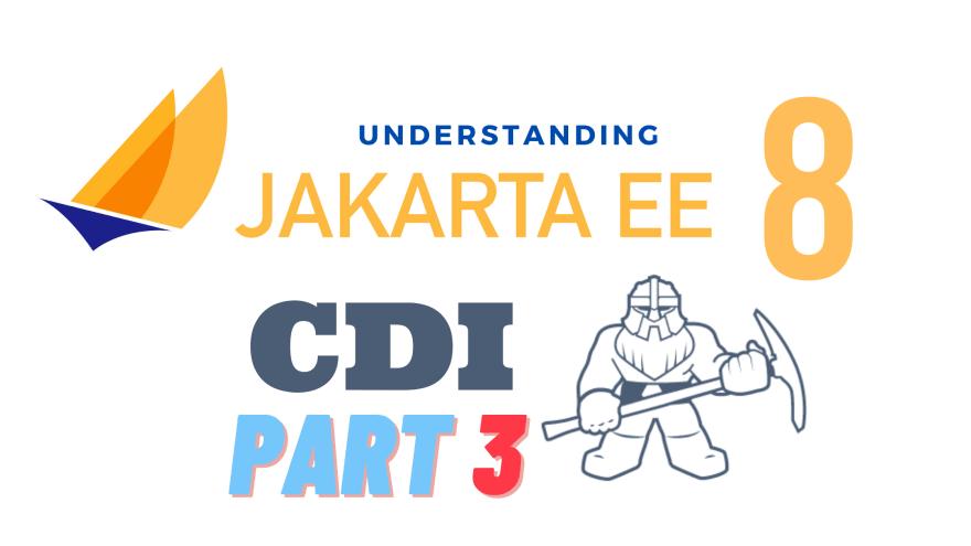 Custom CDI annotations in Jakarta EE 8