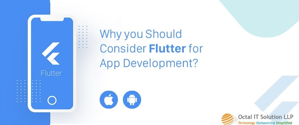 Cover image for Why Flutter will redefine App Development in 2020?