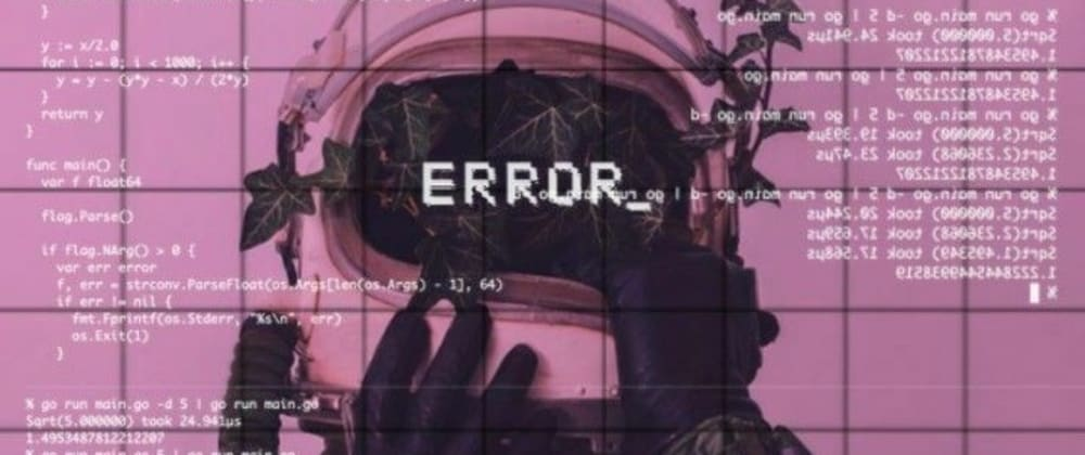 Cover image for Ergonomic error handling with Rust