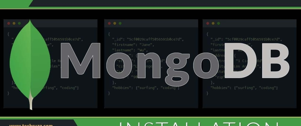 Cover image for How To Download and Install MongoDB on Windows10