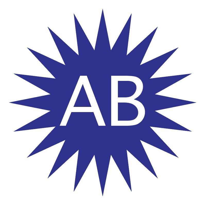 Updated logo 2 with zig zag background