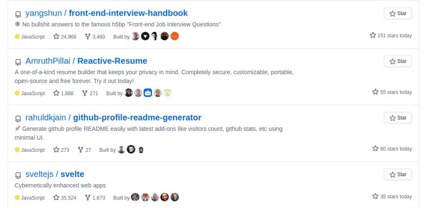 github-profile-readme-generator