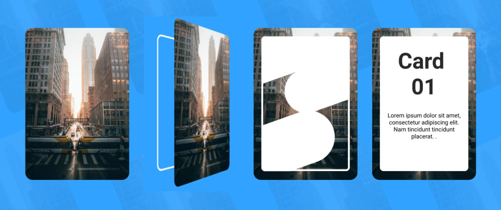 Cover image for How to make an awesome card hover effect