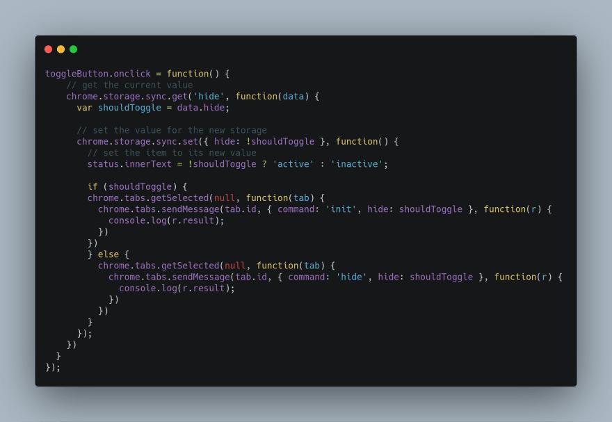 action.js's file contents (2)